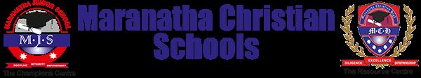 Maranatha Schools