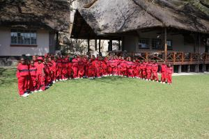 MJS Students at Eco Game Park