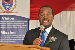 Dr Makoni Guest of Honor